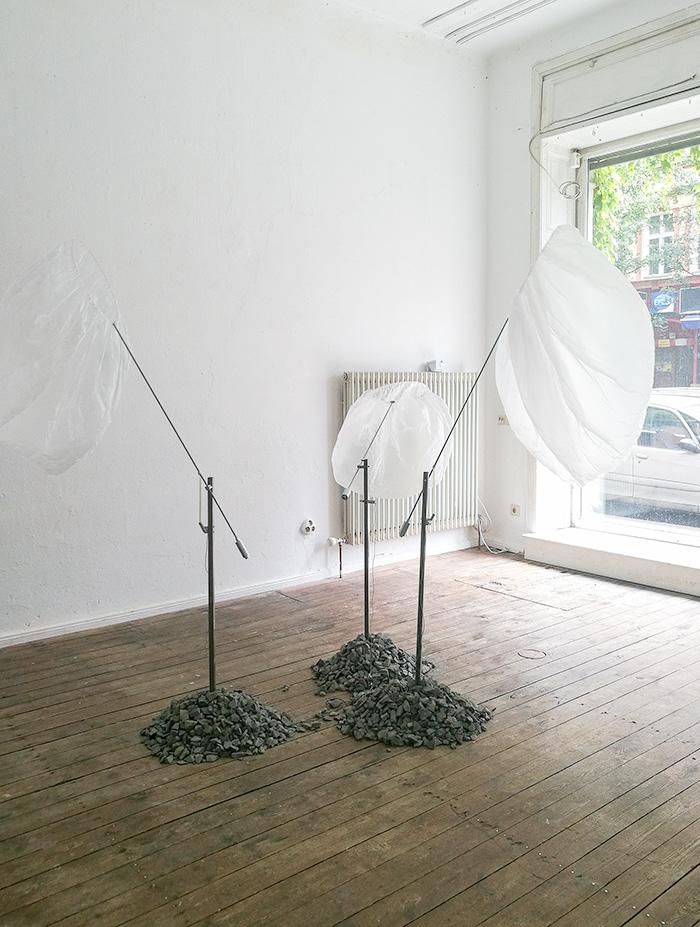 Traegheit des Moments - Katrin Caspar